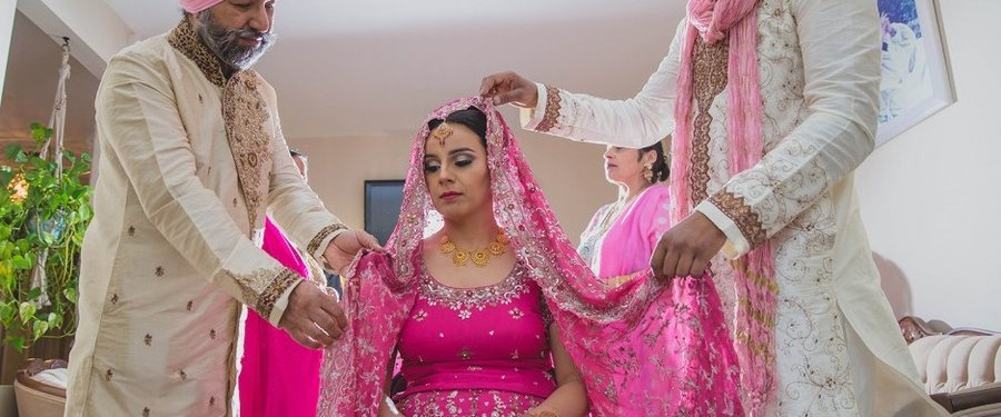 Punjabi Wedding Many Ways Similar To Indian Culture
