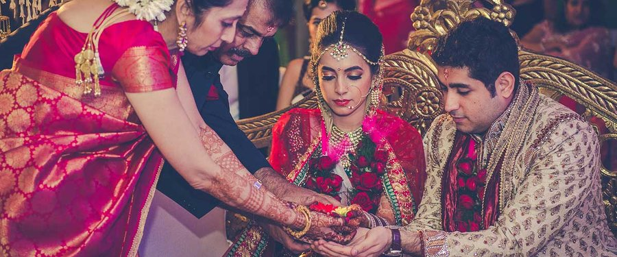 The Customs And Splendour Of A Marwadi Agarwal Wedding
