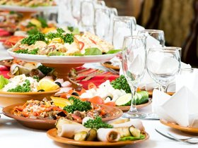 Catering Wedding Planners