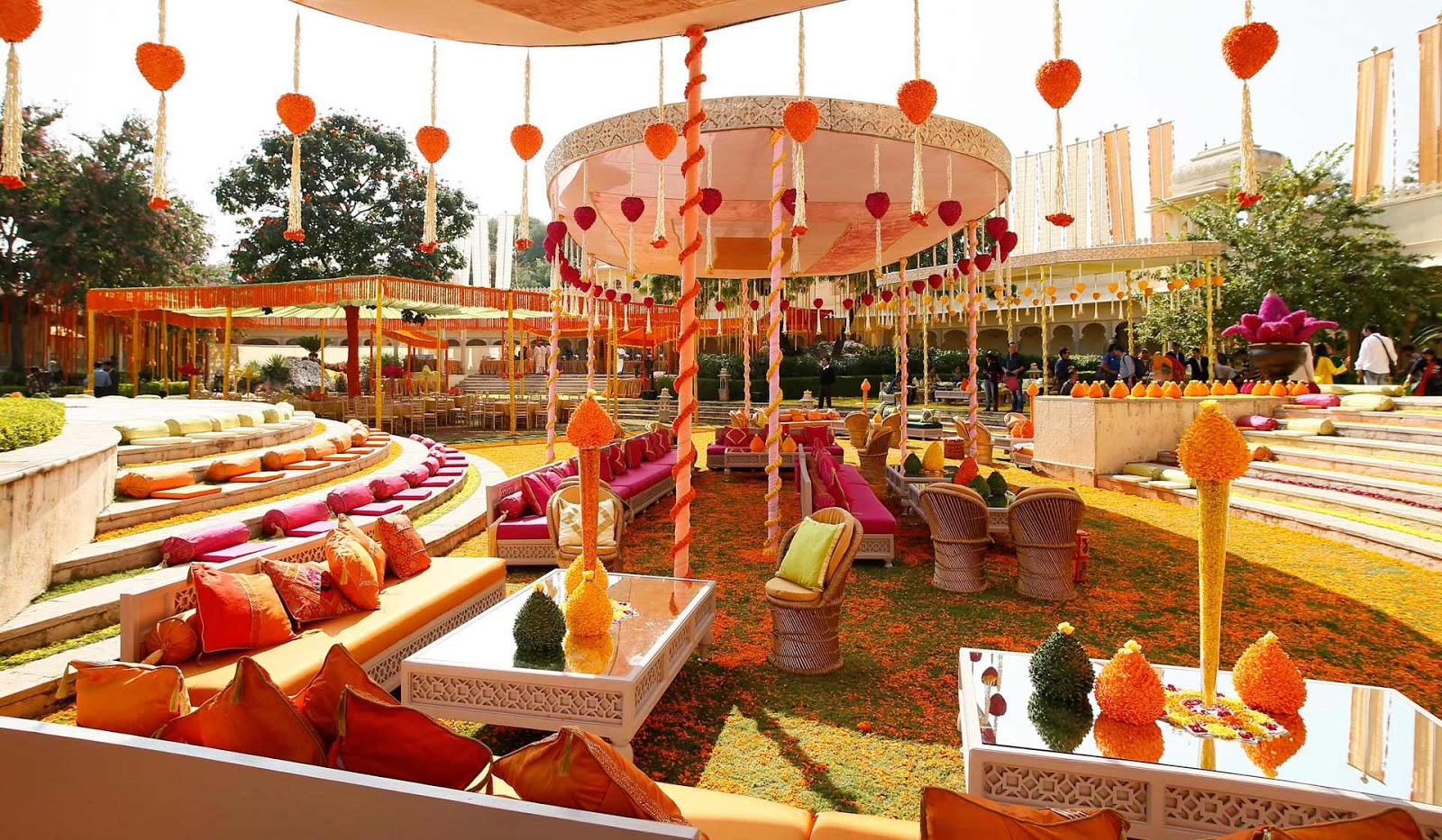 Jaipur Weddings Theme Based Wedding Planners And Decorators
